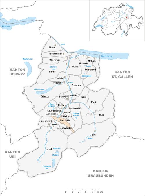 Diesbach Glarus Wikiwand