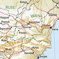 Kaspischan Bulgaria 1994 CIA map.jpg