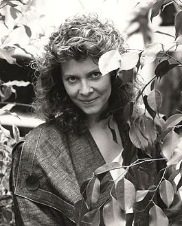 Kate Capshaw, June 1984