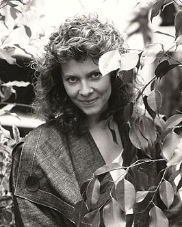 Kate Capshaw in juni 1984.
