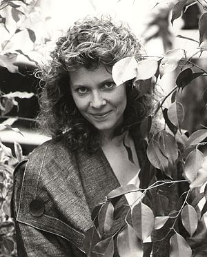 Kate Capshaw - Capshaw in June 1984