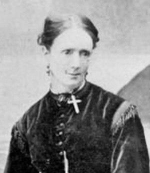 Katherine Clerk Maxwell - Image: Katherine Clerk Maxwell 1869