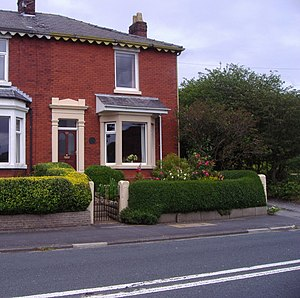 Kathleen Ferrier - Kathleen Ferrier's birthplace in Higher Walton