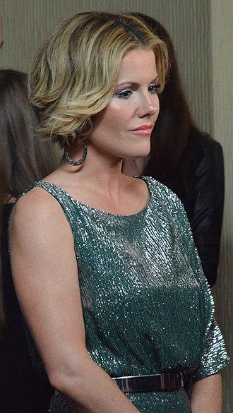 Kathleen Robertson - Kathleen Robertson in 2014.