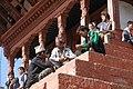 Kathmandu Durbar Square, Maju Dega, Stairs, Nepal.jpg