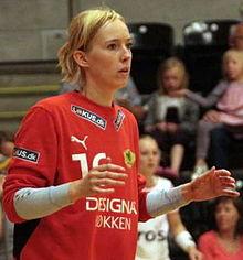 Katrine Lunde Wikidata