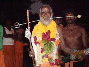 Kavadi Attam - Image: Kavadi ritual DSCN0216