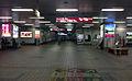 Kawaramachi Station (Inside the Ticket gate) 20140803.jpg
