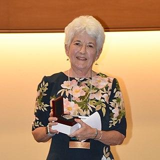 Kay Behrensmeyer American taphonomist and paleoecologist