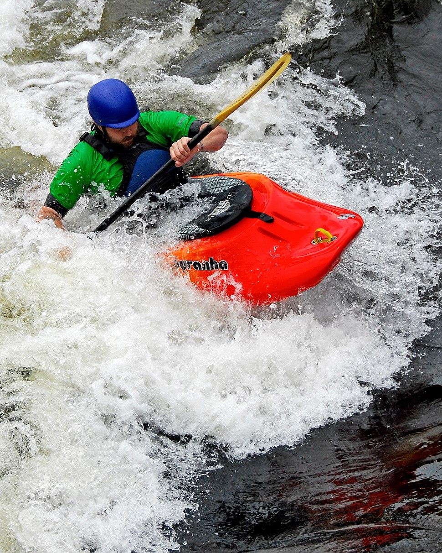 Kayak Playboat ManchesterNH