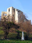 Kazimierz Dolny (ruiny zamku) 02