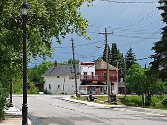 Kearney, Ontario - Kearney town centre