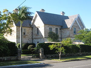 Wooloowin, Queensland - Kedron Lodge, original residence of Justice Lutwyche.