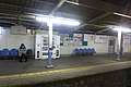 Keisei nakayamastationplatform-night-dec11-2012.jpg