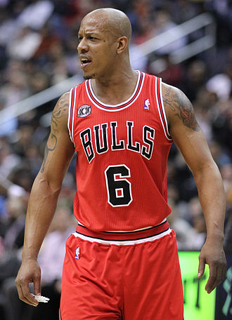 Keith Bogans - Bogans with the Chicago Bulls