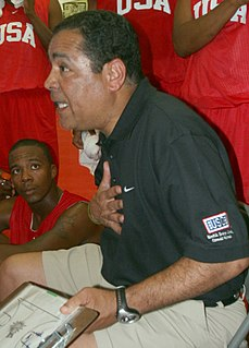 Kelvin Sampson American basketball coach