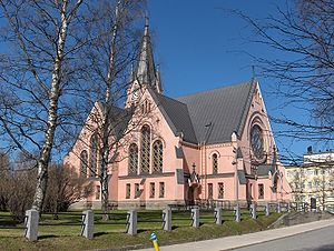Kemi - Image: Kemi Church