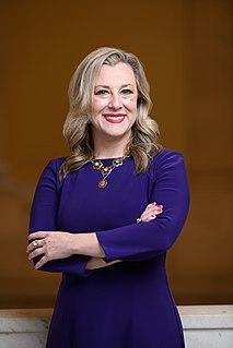 Kendra Horn U.S. Representative from Oklahoma