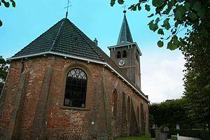 Stichting Alde Fryske Tsjerken - Image: Kerkje van Blessum