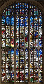 King's College Chapel, Cambridge - The Great East Window.jpg