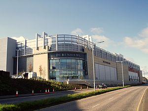 Kingsgate Centre - Kingsgate Shopping Centre