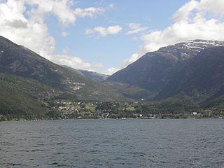 Kinsarvik (municipality) Former municipality in Hordaland, Norway