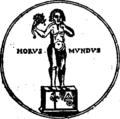 Kircher oedipus aegyptiacus 11 horus mundus.png