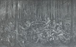 Battle of Kitcheners Wood Engagement in the Second Battle of Ypres