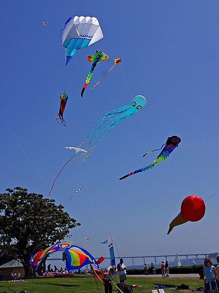 do: Build and fly a kite