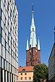 Klara kyrka and Klara Vattugränd, Stockholm.jpg