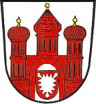Das Wappen von Stadthagen