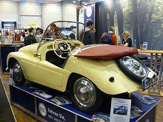 Kleinschnittger - Kleinschnittger F125 1954