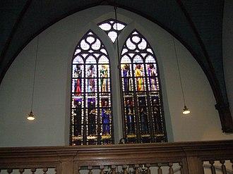 Kloosterkerk, The Hague - Image: Kloosterkersk apostelkapel