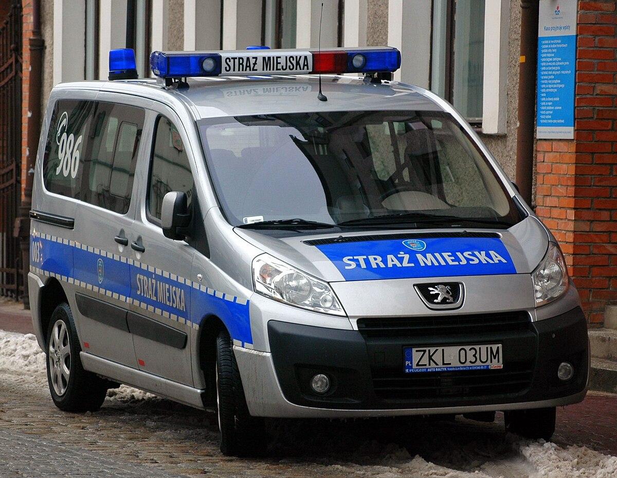 Municipal police - Wikipedia