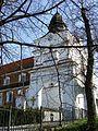 Kościół, ob. par. pw. św. Jana Ewangelisty, 2 poł. XI, XIII-XVI-XVIII (12).JPG