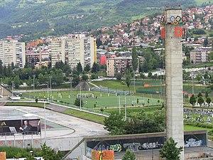 Koševo - Image: Koševo, Sarajevo