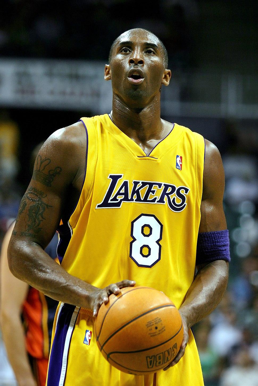 Kobe Bryant 8