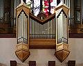 Koblenz, Ausschnitt Orgelempore, Liebfrauenkirche.jpg