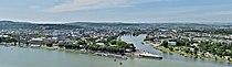 Koblenz - Panorama von Festung Ehrenbreitstein.jpg