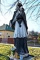 Kocsola, Nepomuki Szent János-szobor 2021 05.jpg