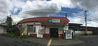 Komagawa Station Railway station in Hidaka, Saitama Prefecture, Japan