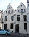 Koning van Spanje Wol Kleine Zavel - Laine Petit Sablon Brussels 2012-08.jpg