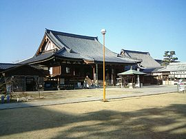 金倉寺 境内
