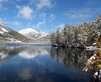 Bureya Nature Reserve - Lake Korbohon