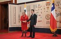 Korea-Chile summit in Seoul (Nov 2009) (4347463911).jpg
