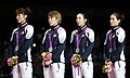 Korea London WomenTeam Fencing 11 (7730597828).jpg