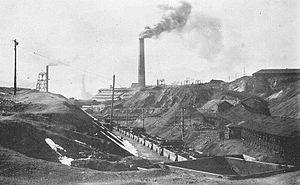 Kosaka mine - Kosaka Mine in the 1930s