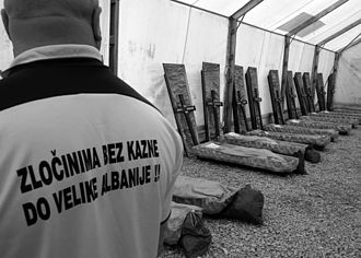 Kosovo Liberation Army - Victims of massacres