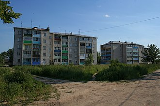 Kosteryovo - A residential area in Kosteryovo