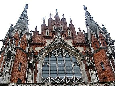 Kraków - kościół parafialny p.w. św. Józefa...jpg